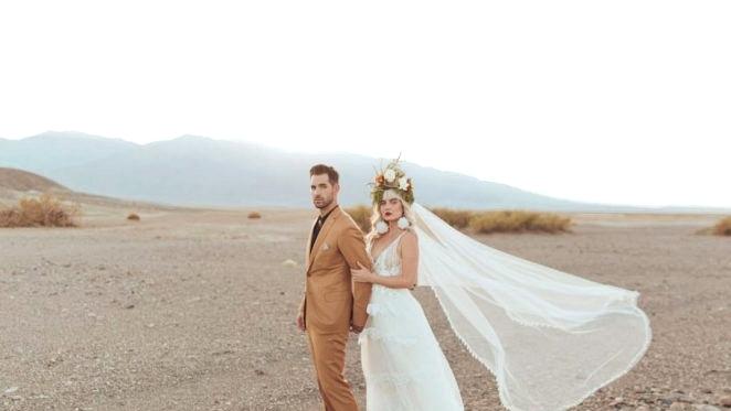 The Gown Boutique for the Boho Lovin' Bride: a&bé bridal store