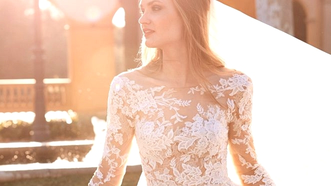 All About Timeless Magnificence: La Sposa Assortment by St. Patrick