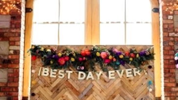 Wedding ceremony Decor of the 12 months 2017: One Fab Day Staff Favourites