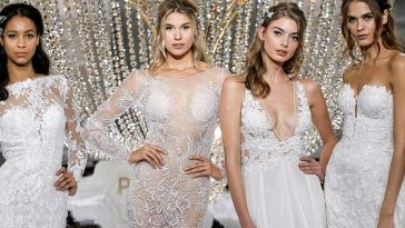 Pronovias' Assortment NYC Vogue Present