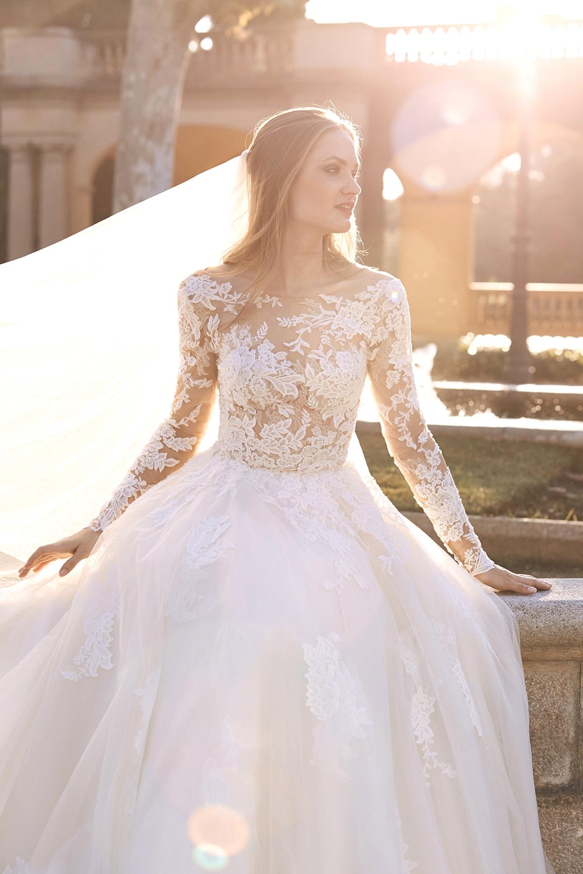 La Sposa PENELOPE Gown by St Patrick Bridal