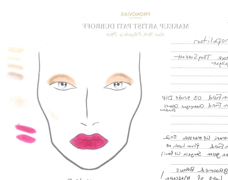 Pronovias_Cosmopolitan_makeup