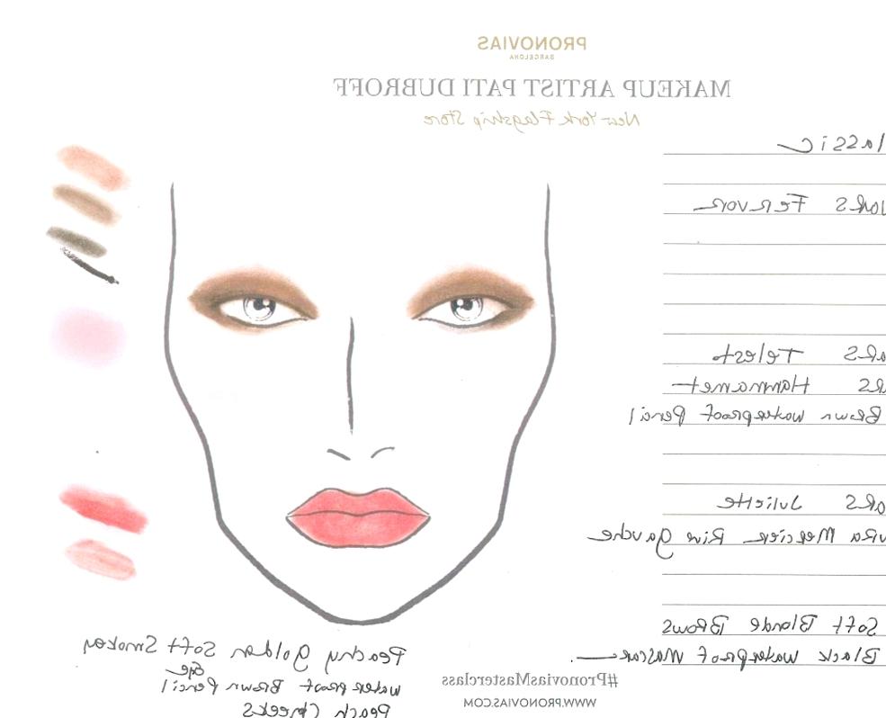Pronovias_Classic_makeup