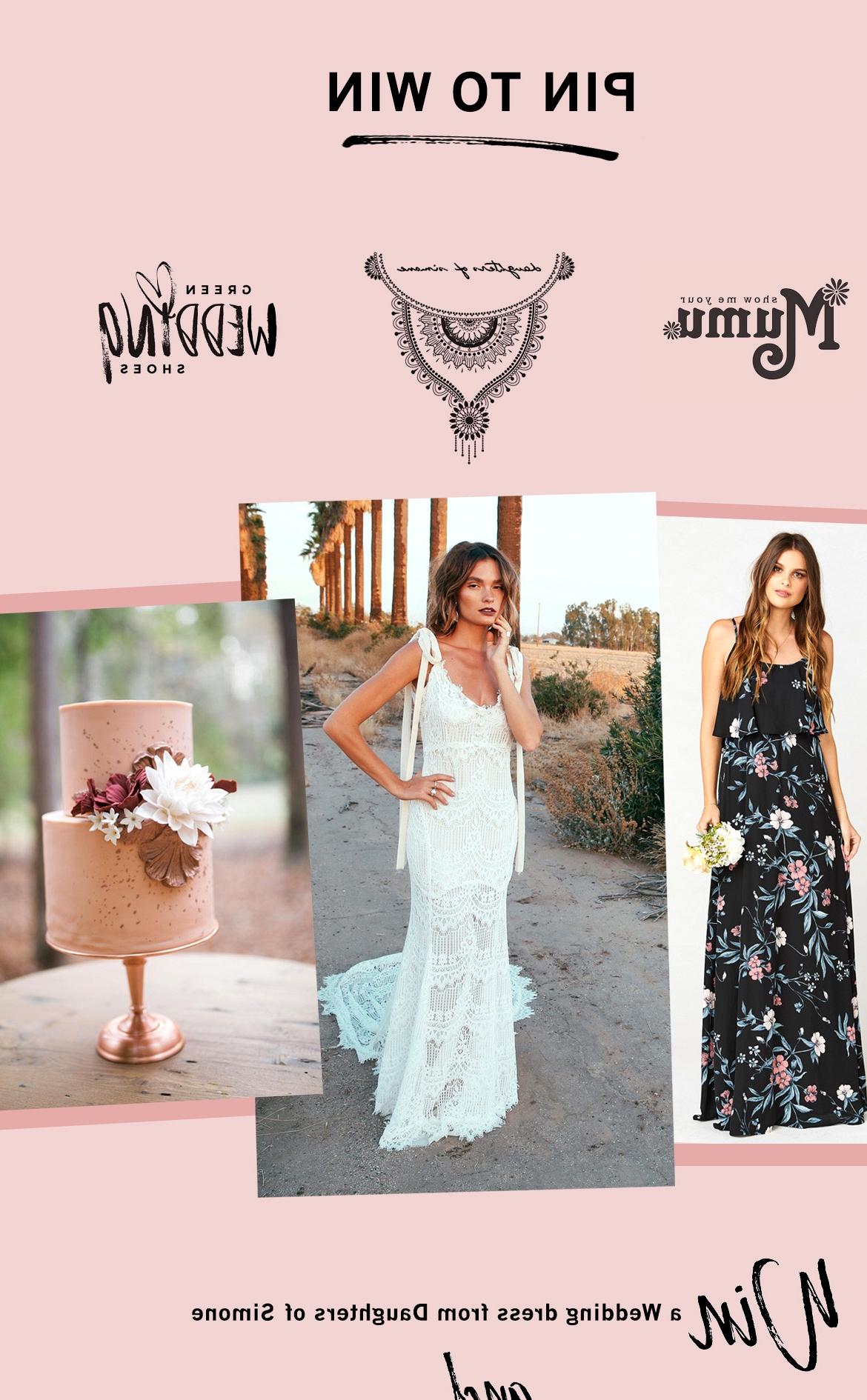 Win a Wedding Dress and Bridesmaids dresses