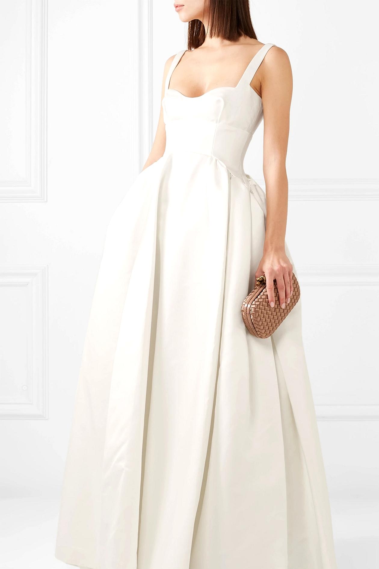 Regencycore Wedding Dress