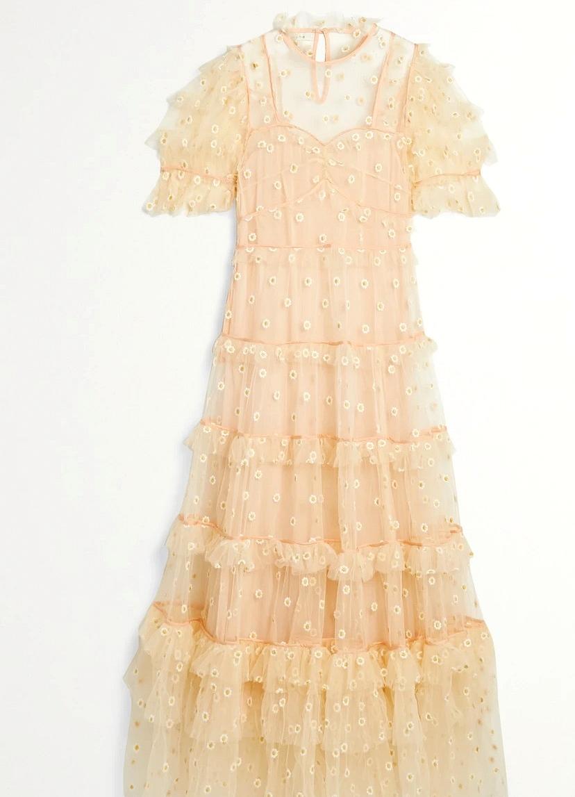 Eloise Bridgerton-Inspired Dress