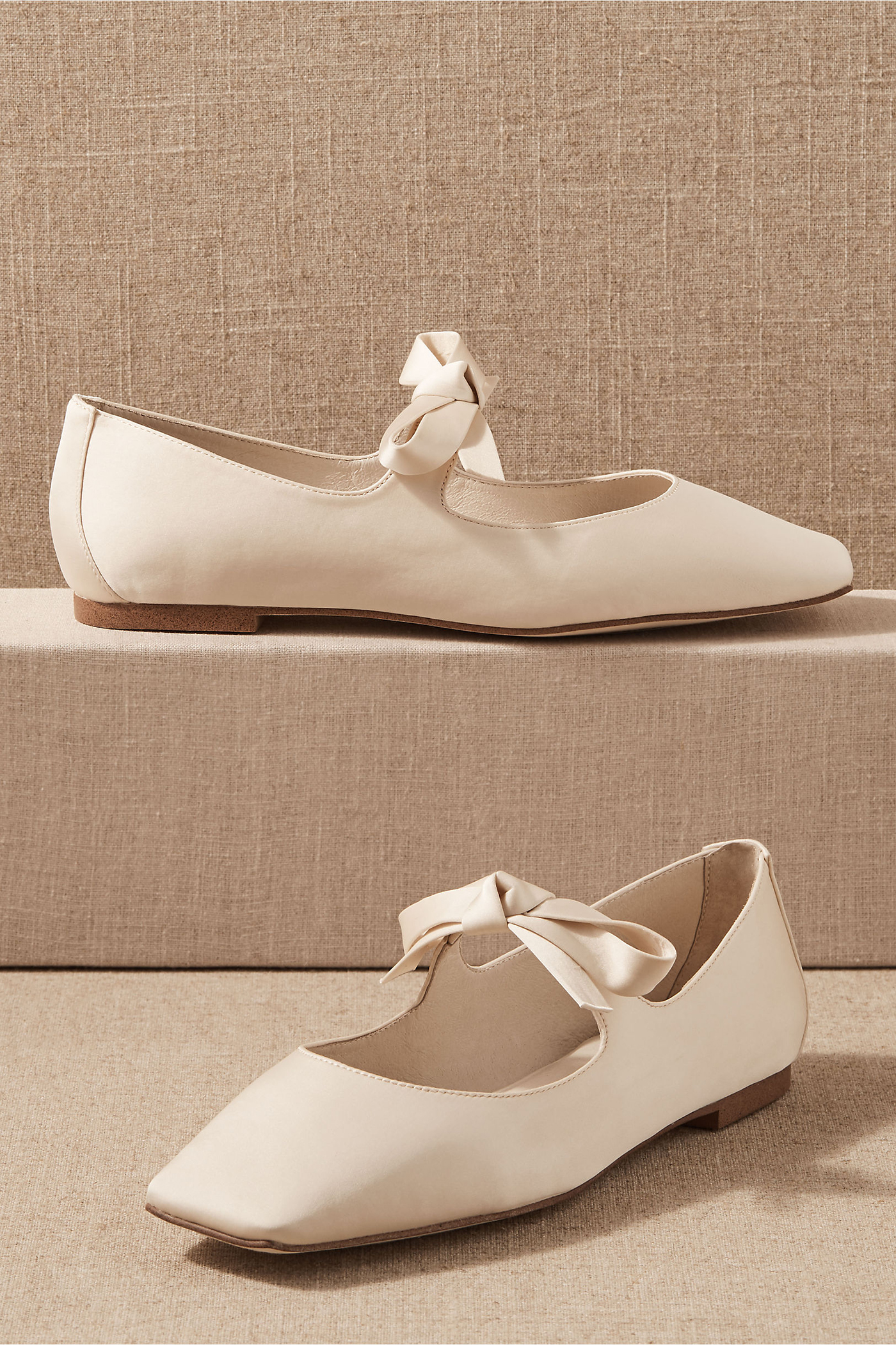 Ballet Flats Inspired by Bridgerton