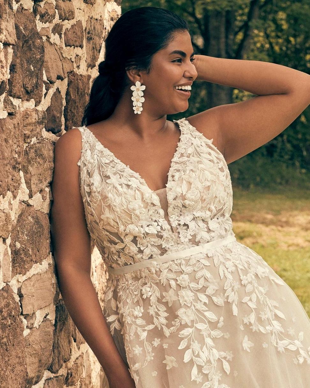 bhldn wedding dress 2021