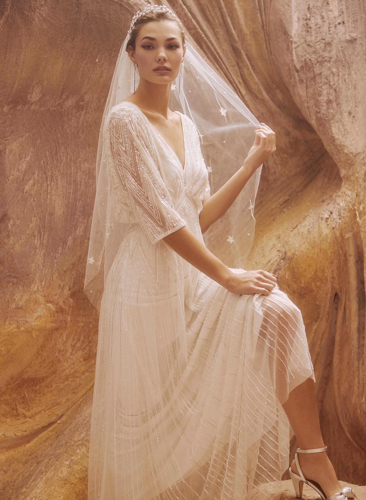 Ellesmere dress from BHLDN